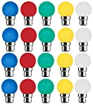 Mehai 0.5 W Plastic LED Bulb