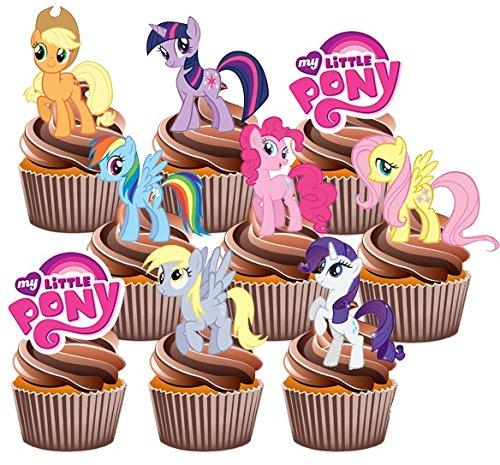 my-little-pony-party-pack-kuchendekorationen-36-essbare-stehende-cupcake-verzierungen