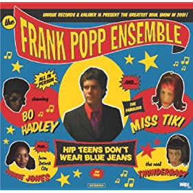 The Frank Popp Ensemble - Love Is On Our Side...
