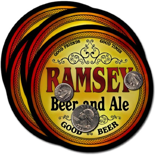 Ramsey Beer & Ale Coasters