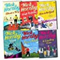 Nick Hornby 6 Books Collection Pack Set RRP: �53.94 (How to be Good, About a Boy, Fever Pitch, Slam, High Fidelity, Long Way Down)