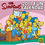 The Official The Simpsons 2011 Square Calendar
