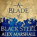 A Blade of Black Steel: Book Two of the Crimson Empire Hörbuch von Alex Marshall Gesprochen von: Angele Masters