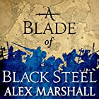 A Blade of Black Steel: Book Two of the Crimson Empire Hörbuch von Alex Marshall Gesprochen von: Angele Masters