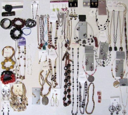 76 Below Wholesale Jewelry Lot Costume Fashion