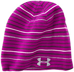 Under Armour Switch It Up II Women's Cap purple Strobe/True Gray Heather/Steel Size:OSFA