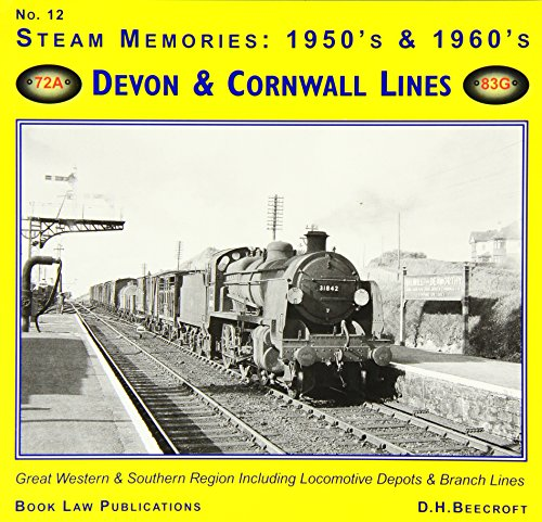 devon-and-cornwall-lines-no-12-great-western-and-southern-region-including-locomotive-depots-and-bra