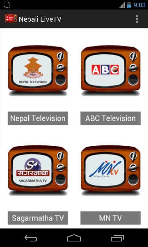 Amazon.com: Nepali LiveTV: Appstore for Android