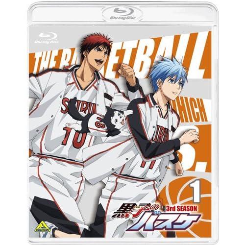 黒子のバスケ 3rd SEASON 1 [Blu-ray]をAmazonでチェック!