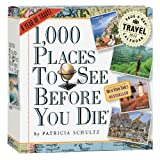 Workman Publishing 1,000 Places to See Before You Die Page-A-Day