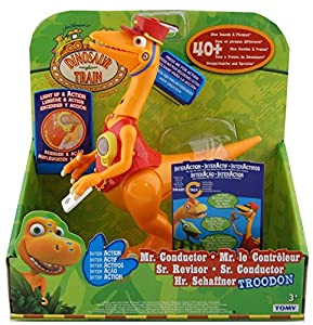 Tomy Dinosaur Train Interaction Mr Conductor