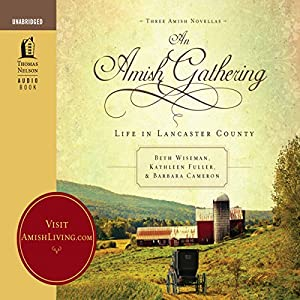 An Amish Gathering Audiobook