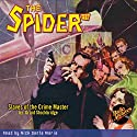 Spider #19 April 1935 (The Spider) Audiobook by Grant Stockbridge Narrated by Nick Santa Maria
