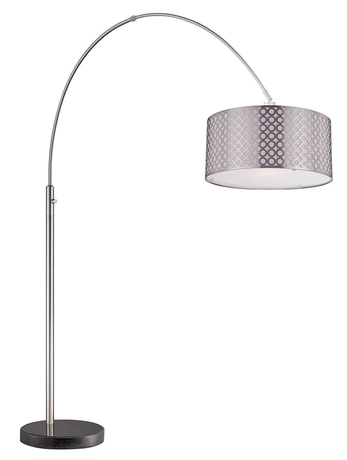 Arch Lamp With Metal Shade Lighting Products Home