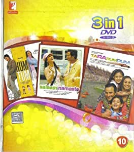 Saif Ali Khan, Rani Mukerji, Kiron Kher / Saif Ali Khan, Preity Zinta