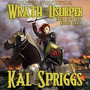 Wrath of the Usurper Audiobook