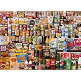 Gibsons 1980s Shopping Jigsaw Puzzle (1000 Pieces)