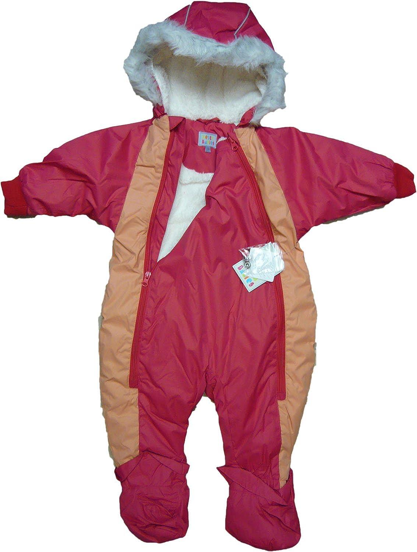 KETCH funktioneller Baby-Overall, Schneeanzug, Wasser und Windgeschutzt. 110255-3 rot online kaufen