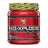 BSN N.O.-XPLODE - Blue Raz, 2.45 lb (60 servings)