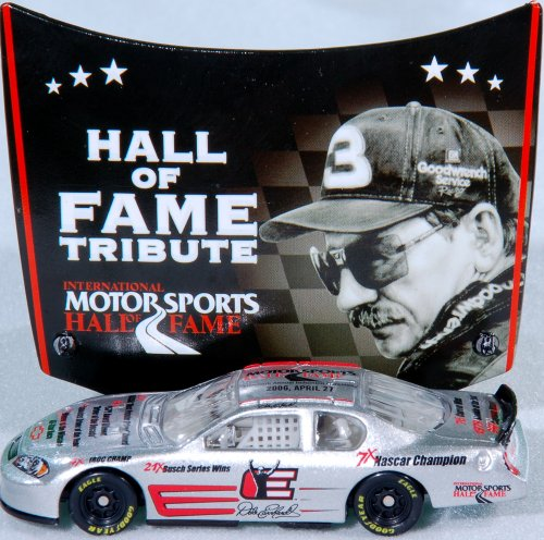 Dale Earnhardt 2006 HALL OF FAME TRIBUTE 1:64 Scale Diecast Car - 1