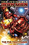 Invincible Iron Man Volume 1: The Five Nightmares TPB (Invincible Iron Man)