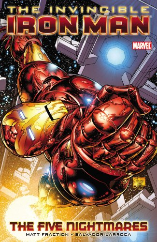 Invincible Iron Man, Vol. 1: The Five Nightmares front-602788