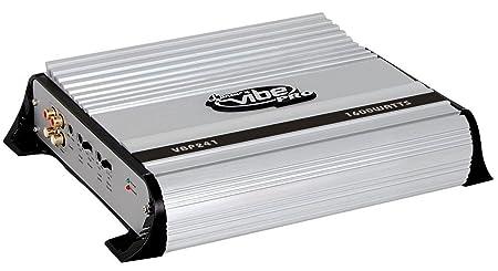 Lanzar VBP241 Amplificateur haute puissance à Mosfet 2canaux 1600W