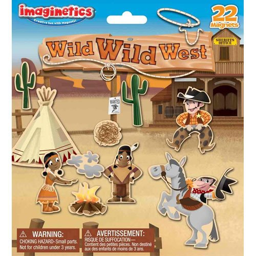 International Playthings Wild Wild West Toy