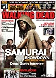 Walking Dead Official Magazine #1 Newsstand Edition