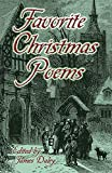Favorite Christmas Poems (Dover Books on Literature & Drama)
