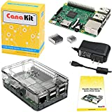 CanaKit-Raspberry-Pi-3-Kit-with-Premium-Clear-Case-and-25A-Power-Supply-UL-Listed
