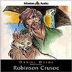 Robinson Crusoe (Retold for the Modern Listener) | Daniel Defoe,James Baldwin (compiler)