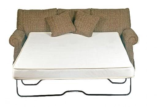 Eco Ultimate Super Deluxe Latex Sleeper Sofa Size=Full 52 X 72