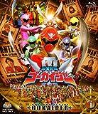 スーパー戦隊シリーズ 海賊戦隊ゴーカイジャー VOL.1【Blu-ray】
