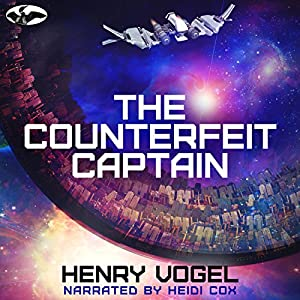 The Counterfeit Captain Audiobook