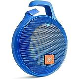 【国内正規品】JBL CLIP+ ポータブルワイヤレススピーカー IPX5防水機能 Bluetooth対応 ブルー  JBLCLIPPLUSBLUE