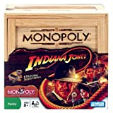 61odDR5YzUL. SL160  Monopoly Indiana Jones Edition