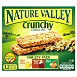Nature Valley Crunchy Granola Bars Variety Pack 5x6x42g