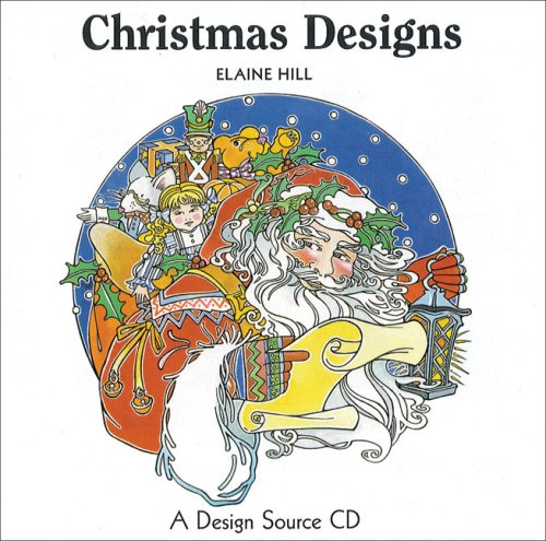 Christmas Designs: A Design Source CD (Design Source Books Series)
