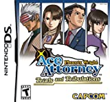 Phoenix Wright Ace Attorney: Trials and Tribulations - Nintendo DS