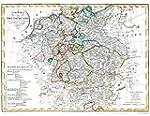 Historische Karte: DEUTSCHLAND 1818 (...