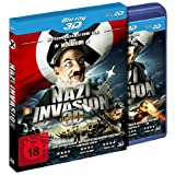 Nazi Invasion - Team Europe (Blu-ray 3D) [Region Free]by Puppet's