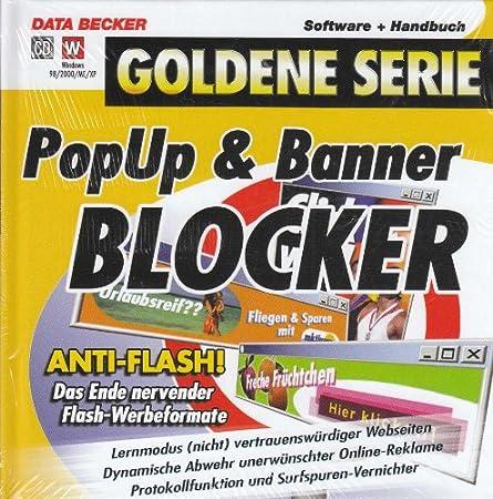PopUp & Banner Blocker - Goldene Serie