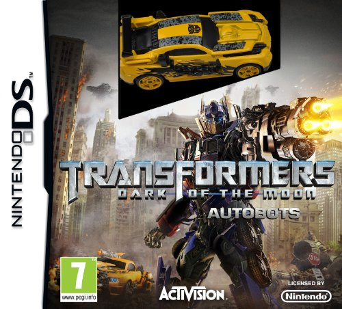 Transformers Dark of the Moon Autobots Bundle (Nintendo DS)