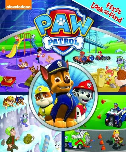 Nickelodeon Paw Patrol First Look and Find®
