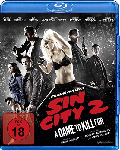 Sin City 2 - A Dame to kill for [Blu-ray]