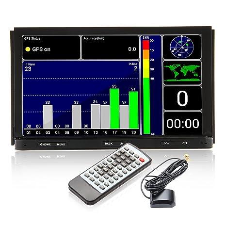 7 pouces Android 4.1 2Din au tableau de bord voiture lecteur DVD avec GPS, 3G, WIFI, iPod, RDS, BT, TV, Multi-tactile capacitif