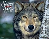 Spirit of the Wolf 2014 Wall Calendar