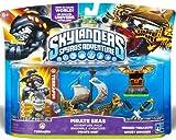 echange, troc Figurine Skylanders: Spyro's adventure - Terrafin + Bateau pirate + Trésor Caché + Epée pirate