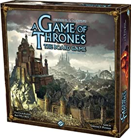 Fantasy Flight Games A Game of Thrones (2nd Ed)